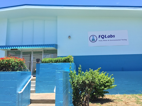 FQLabs building